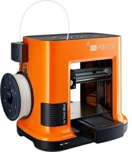 The da Vinci Mini Wireless 3D Printer