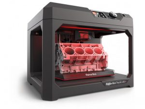 The MakerBot Replicator 3D Printer